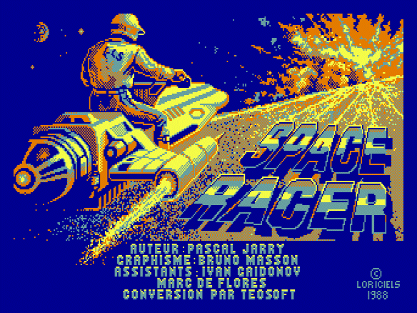 space-racer